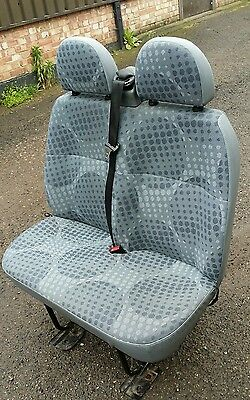 Ford Transit Mk7  Double Passenger Seat - Free Delivery 2006-2013