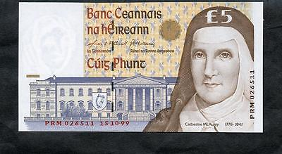 1999 IRELAND 5 PONDS PCK # 75b  CH. UNC.  NEEDS A GOOD HOME PLEASE LQQK!!*
