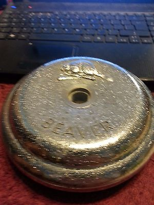 Beaver Vending  Lid/top With Lock And Key #752!