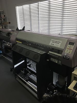 Mimaki JV3-75 SP2 Full Solvent Printer