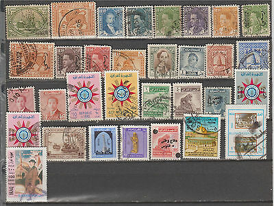 Iraq, nice lot of  stamps all different