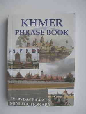 Khmer Phrase Book and Mini-Dictionary