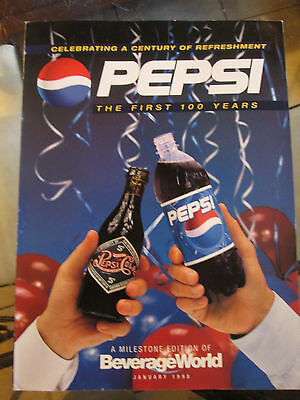 Pepsi Advertising The First 100 Years book S