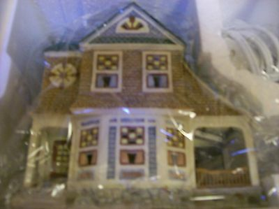 Department 56 - Seasons Bay - The Side Porch Cafe - NIB - First Edition