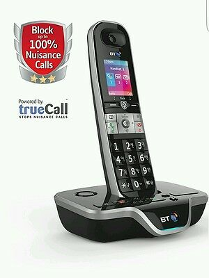 BT 8600 Single With Answer Machine & Nuisance Call Blocking New -