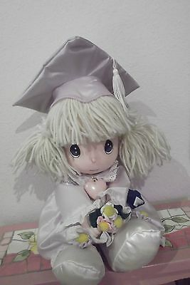 Applause Precious Moments 1993 Graduation Doll Heather