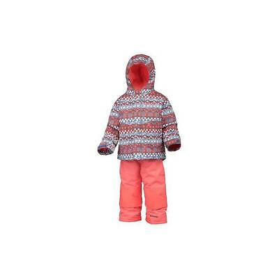 Ensemble Columbia Buga enfant bluebell fairisle