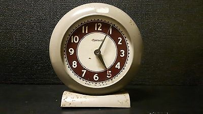 Ingersoll US Time Corp.  Vintage wind up Alarm Clock