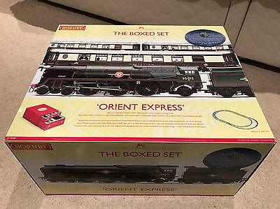Hornby R1038 The Venice Simplon Orient Express - The Boxed Set