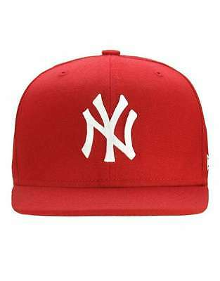 MLB New York Yankees 59FIFTY Fitted Cap Size: 6 3/8 - New Era - Red - New w/Tags