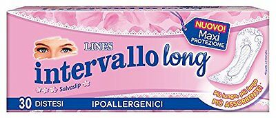 Lines Intervallo Long x30 - Salvaslip distesi