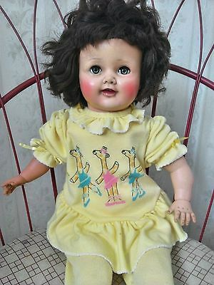 vintage doll .ideal. american character 22in