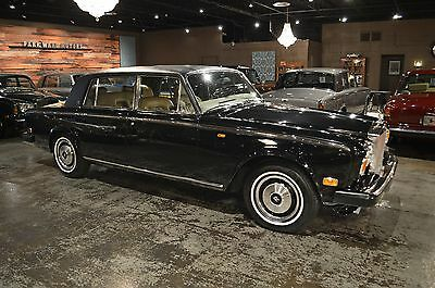 """1980 Rolls-Royce Silver Shadow - Wraith II - Long Wheel Base (""""LWB"""") Rare Fuel injected! Stunning & beautiful from America's best in RR & Bs."""