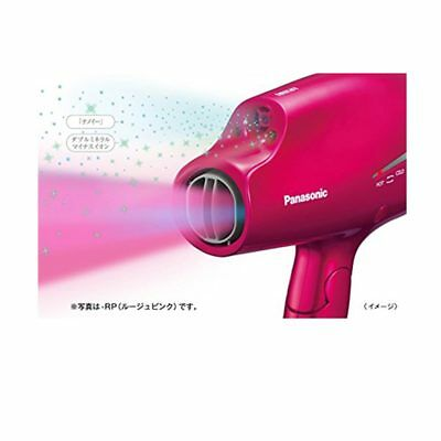 Panasonic EH-NA98C Nanoe Hair Dryer - RED (200-240V) Ship From EU garant