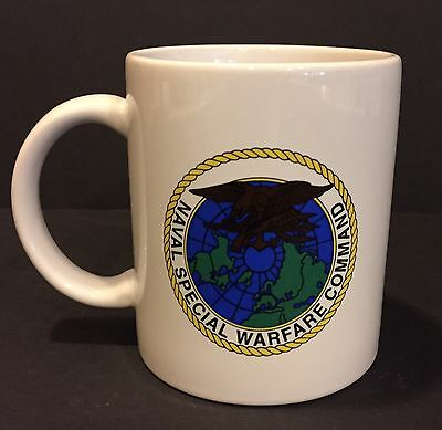 Naval Special Warfare Command Mug Armed Forces China Co. San Diego