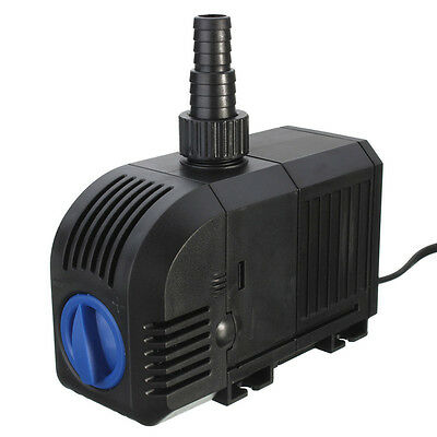 Electric Submersible Water Pump 220V 1500L/h 25W Aquarium Fountain Fish Tank