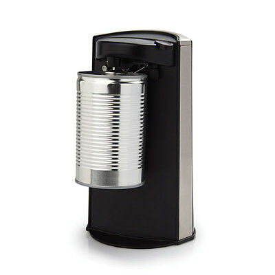 Home ELECTRIC CAN OPENER w/ Built in Cord Storage, Opens up to 600g Weight, 70W
