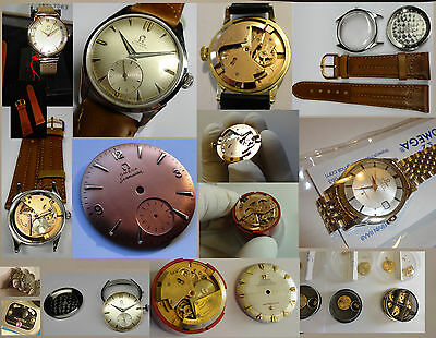 PROFESSIONAL Service for YOUR OMEGA SeaMaster or Constellation, includes 300...