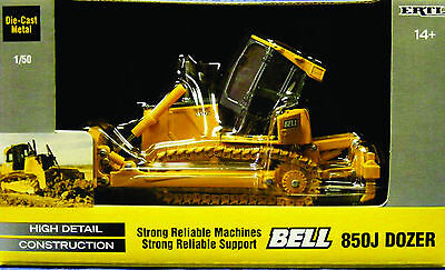 BELL 850J DOZER / 1:50 Scale by ERTL
