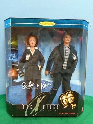 Barbie And Ken The X-Files Gift Set
