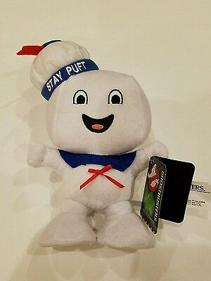 Classic Ghostbusters Stay Puft Plush