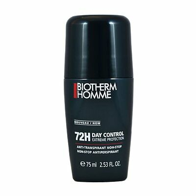 Biotherm -  DEODORANTE DAY CONTROL 72H ROLL-ON 75ML