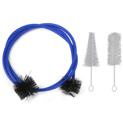 3pcs Professional Trumpet Care Set 3pcs Cleaning Brush Maintenance Kit