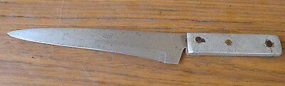 Vintage Butchers Knife, 20Cm Long Blade,stamped Sturdee Japan, Collectible