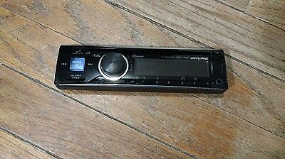 Alpine Cde-143Bt Faceplate Only Tested