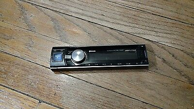 ALPINE CDE-133BT Faceplate Only- Tested