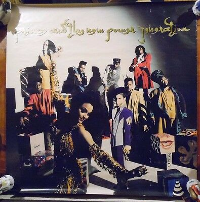 PRINCE and POWER GENERATION Large 1992 POSTER 36 x 36