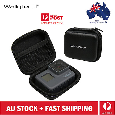 Wallytech Mini Protective Eva Case For Gopro Hero Yi & Sjcam Action Camera