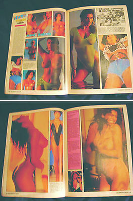 Sabrina Salerno - Magazine Clippings