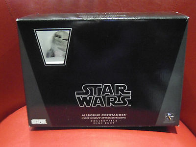 Star Wars Gentle Giant Airborne Commander 436/1250  - new and sealed