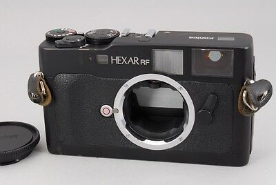 Excellent+++ Konica Hexar RF 35mm Film Camera From Japan 1194201