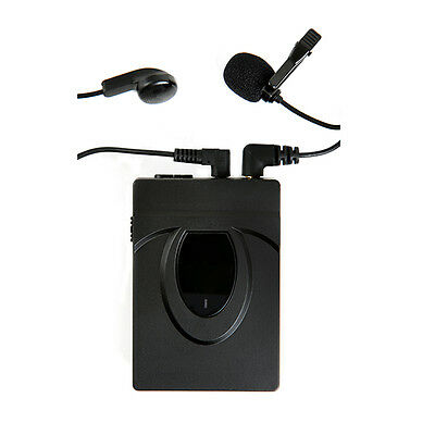 BOYA Wireless BY-WM5 Microphone 2.4GHZ Mic for Camera Camcorder Audio Recorder