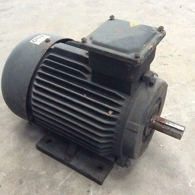 3 Phase Motor Electric Mains 415 V from  ABAC air compresssor