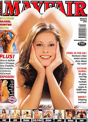 Mayfair Magazine Volume 35 Number 2 mens adult glamour magazine
