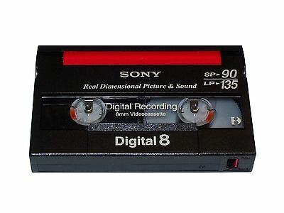 Sony Digital8 Video Cassette N8-90P2 - Camcorder Kassette