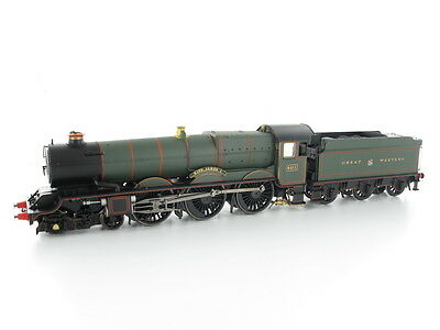 Hornby R3331 Dampflok King Class King James I GWR No. 6011 00