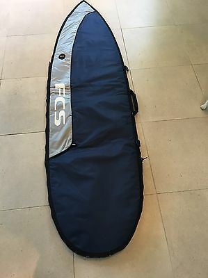 "FCS Surfboard Cover - 6'3"" X 19"""