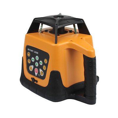 Automatic Self-Leveling Rotary Rotating Green Laser Level 800M Electronic + Case