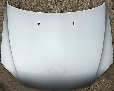 Ford Mondeo Mk3 Genuine Front Bonnet In Silver Complete 2000-2007
