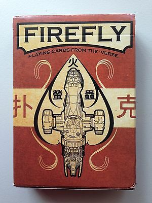 Firefly Serenity playing cards