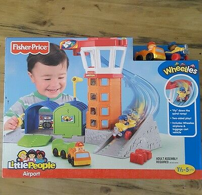 Fisher Price Little People Airport