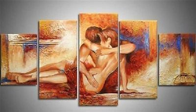 Oil Paintings Hand-Painted Canvas Art Artists Decorative Wall MODERN nude