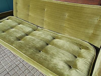 Large Mid-Century Modern Settee or Sofa Bed, 1950s 1960s