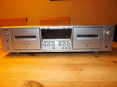 Sony Dual Stereo Cassette Deck TC-WE 475
