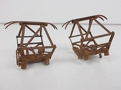 French Hornby O Gauge Pair of Pantographs for TZB/TBB/TNB