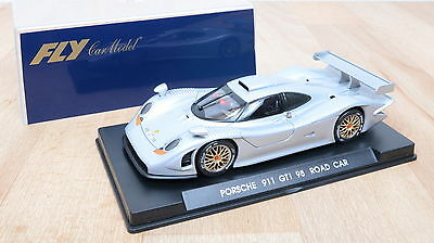 fly slotcar porsche 911 gt1 1 32 eur 9 00 picclick de. Black Bedroom Furniture Sets. Home Design Ideas